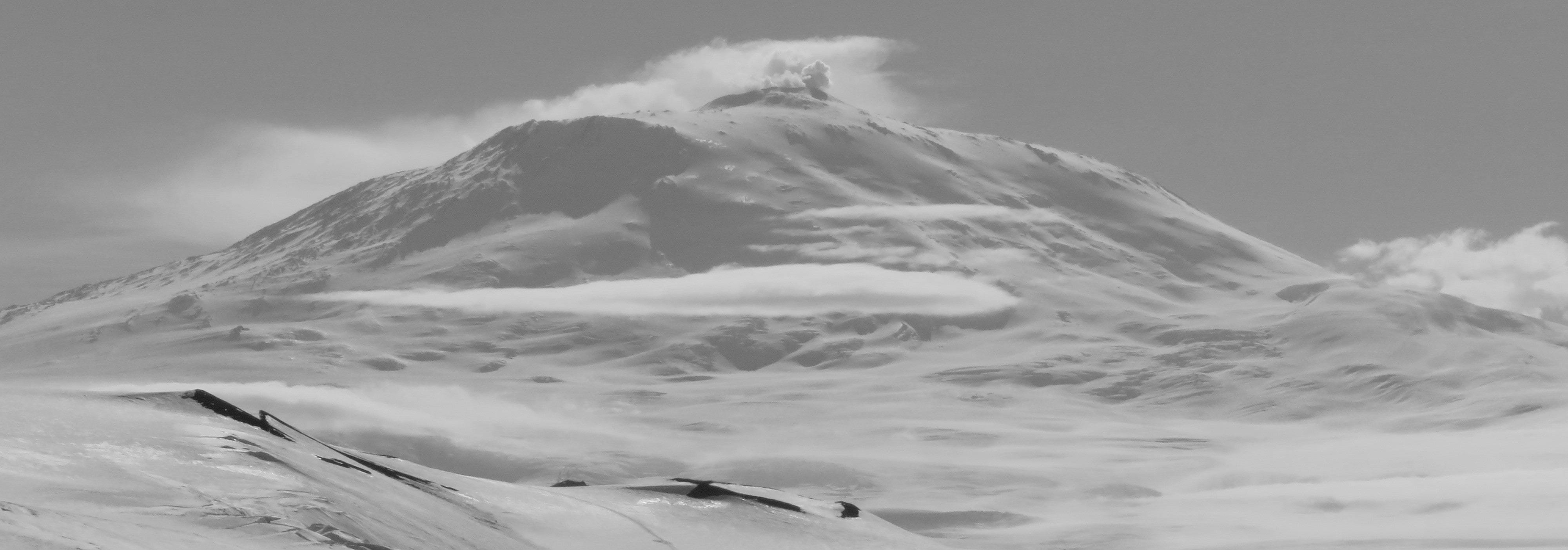Antarctica - windswept, desolate, potentially deadly
