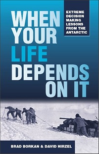 When Your Life Depends on It - book cover