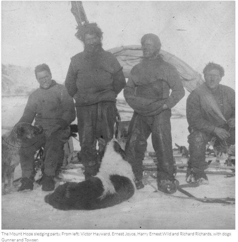 Ross Sea Party image